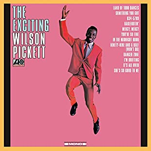 Exciting Wilson Pickett (180 gm LP Vinyl) [VINYL]:Kumagai-yutaka