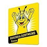 mantiburi WandBild Borussia Dortmund - Emma BVB 33x33cm