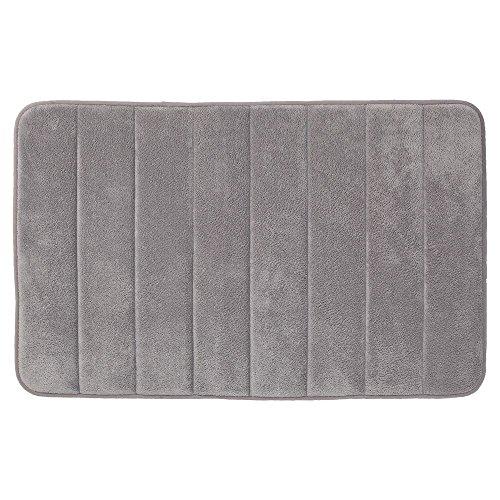 Sealskin badmat antislip absorberend, grijs, 90 x 60 x 3 cm