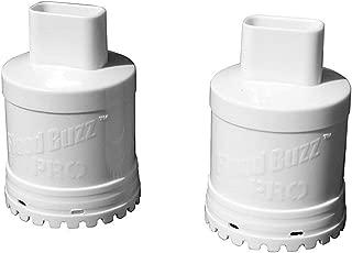 Water Leak Detector Alarm, Flood Buzz Pro (2 Pack) Flood Sensor