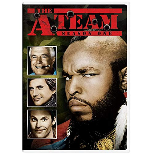 The A-Team Season 1 Posters e impresiones Movie Fashion Trend Hermoso hogar Art Decor Poster Wall Deco Gift -24x36 inch Sin marco