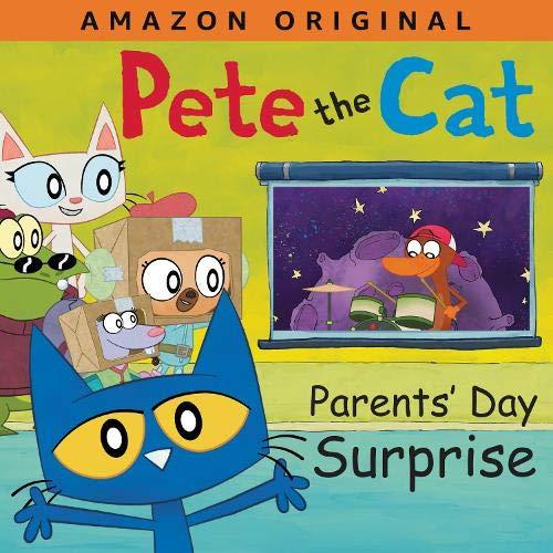 Couverture de Pete the Cat Parents' Day Surprise