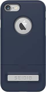 Seidio Surface iPhone 7用覆盖支架功能CSR7IPH7K-MBG ミッドナイトブルー・グレー