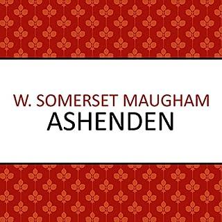Ashenden cover art