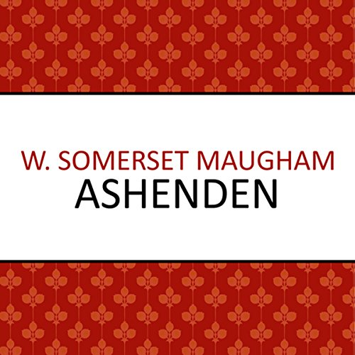 Ashenden cover art