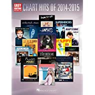 Chart Hits Of 2014-2015: Easy Guitar With Notes & TAB. Partituras para Guitarra