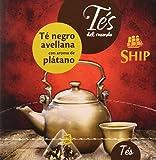 Ship C/15 Pirámides Te Avellana y Platano Tes del Mundo