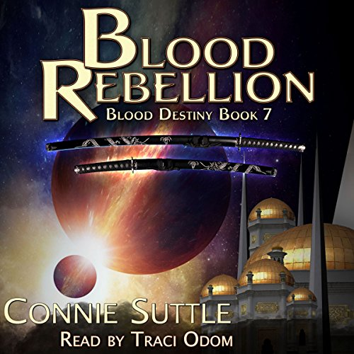 Blood Rebellion cover art