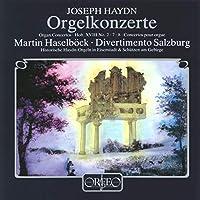 ハイドン:オルガン協奏曲集 (Haydn, Joseph: Orgelkonzerte)