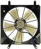 Dorman 620-232 Engine Cooling Fan Assembly for Select Honda Models, Black