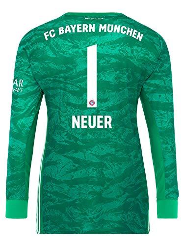 FC Bayern München Torwart Trikot 2019/20, Manuel Neuer, Größe M
