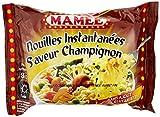 Mamee Nouilles instantanées, saveur champignon - Le sachet de 85g