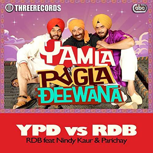 YPD vs. RDB