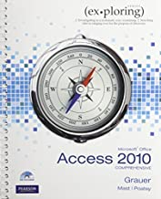 Using MIS, Student Value Edition and Exploring Microsoft Office Access 2010 Comprehensive by David M. Kroenke (2013-07-13)