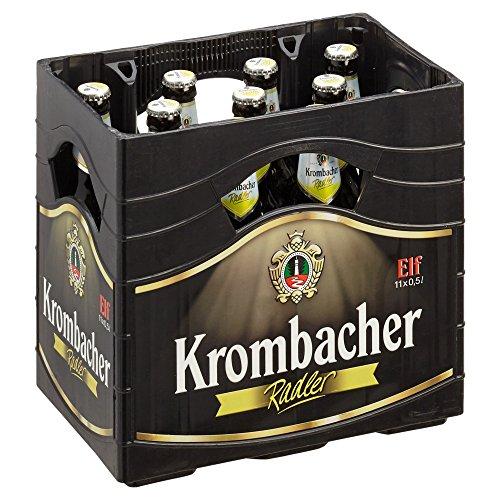 Krombacher Radler MEHRWEG (11 x 0.5 l)