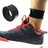 Reflective Ankle Wear Band with Mesh Pouch for Fitbit Flex/ 2, Fitbit One, Fitbit Zip, Fitbit Alta,...