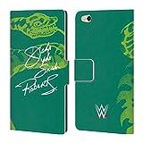 Head Hülle Designs Offizielle WWE Unterschrift Jake The Snake Roberts Leder Brieftaschen Huelle kompatibel mit Xiaomi Mi 5c