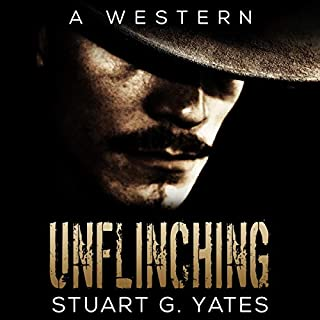 Unflinching (A Western) audiobook cover art