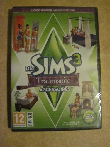 Die Sims 3: Traumsuite Accessoires [AT PEGI] - [PC/Mac]