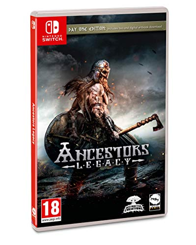 Ancestors Legacy - Day One Edition - Day-One - Nintendo Switch