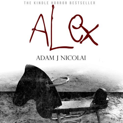 Alex audiobook cover art
