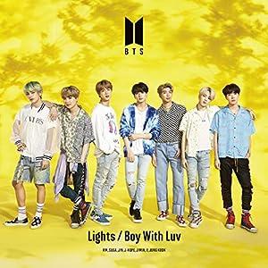 "Lights / Boy With Luv(初回限定盤A)(DVD付)"""