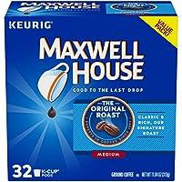 Maxwell House Original Medium Roast K-Cup Coffee Pods (32 Pods) [並行輸入品]