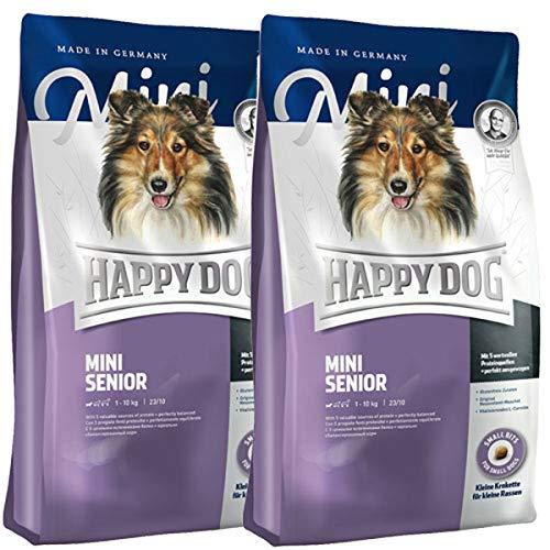 Happy Dog 2 x 4 kg Supreme Mini Senior