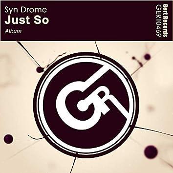 Just So [Album]