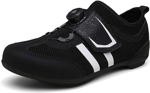 Wthfwm Wthfwm Wthfwm Chaussures de Cyclisme pour Hommes Chaussures de Sport et de Plein air, Cyclisme, Chaussures légères et Robustes VTT, Chaussures de Cyclisme bc1
