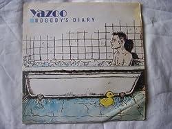 YAZOO Nobody's Diary UK 7