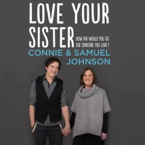 Love Your Sister audiobook cover art