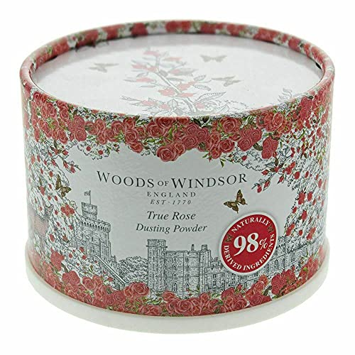 Woods of Windsor True Rose Polvo, 100 gr