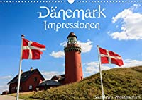 Daenemark Impressionen (Wandkalender 2022 DIN A3 quer): Daenemarks Landschaften und Sehenswuerdigkeiten (Monatskalender, 14 Seiten )