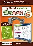 Manuel numerique sesamath 6e - 2013 - DVD pour l'enseignant