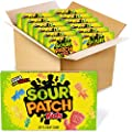 SOUR PATCH KIDS Watermelon Soft & Chewy Candy, 12 - 3.5 oz Boxes