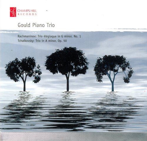 Rachmaninoff: Trio Elegiaque g-Moll / Tschaikowsky: Klaviertrio a-Moll op. 50