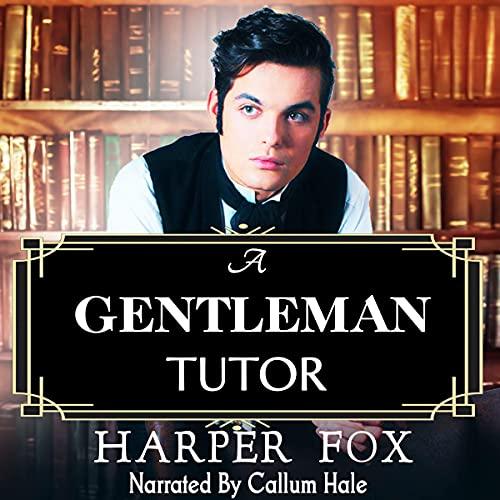 『A Gentleman Tutor』のカバーアート