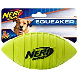 Nerf Dog Rubber Football Dog Toy with...