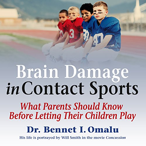 Brain Damage in Contact Sports cover art