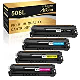 Arcon Kompatibel Toner Cartridge Replacement für Samsung CLT-506L CLT-K506L CLT-C506L CLT-Y506L CLT-M506L ELS für Samsung CLX-6260 6260FW 6260FD 6260FR 6260ND CLP-680ND 680DW CLX6260 CLX6260FW Toner