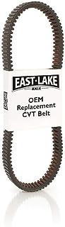 East Lake Axle drive belt compatible with Kawasaki Mule 1000/3000/3010/3020/4000/4010 59011-1077 59011-1053