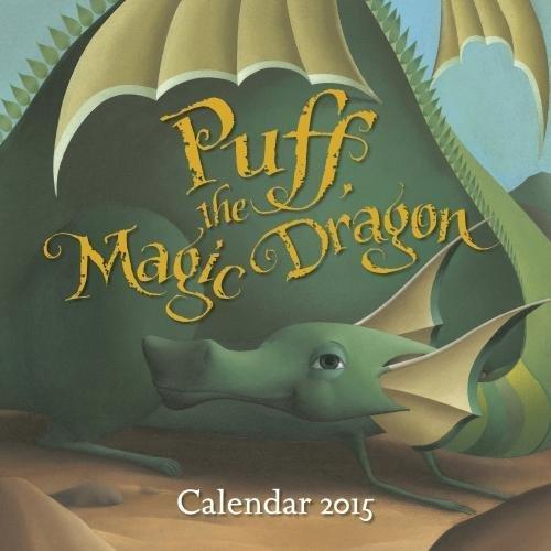 Puff the Magic Dragon wall calendar 2015 (Art calendar) (Flame Tree Calendars 2015)
