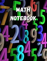 Math Notebook: Large Simple Graph Paper Notebook / Mathematics Notebook / 120 Quad ruled 5x5 pages 8.5 x 11 / Grid Paper Notebook for Math Students / Back to school Collection