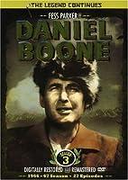 Daniel Boone: Season 3 [DVD] [Import]