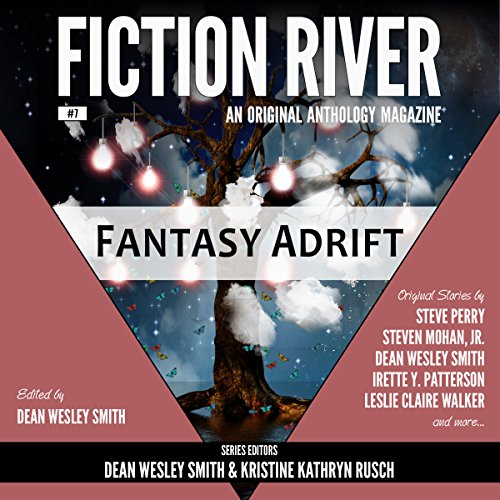 Fantasy Adrift audiobook cover art