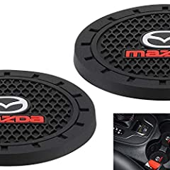[PERFECT SIZE] 2.75 inch Diameter Fits 99% Cars In the Market, Also Can be Used at Home/Office. [HIGH QUALITY] Made of Premium Quality Environmentally Friendly 5mm Thick Silicone Makes it Durable & Withstand High Temperature Without Peculiar Smell. [...
