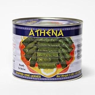 Athenas Dolmades Athena Stuffed Vine Leaves, 4.4 lb, 1 Can