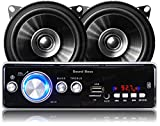 Boss Audio Double-din Car Stereos - Best Reviews Guide
