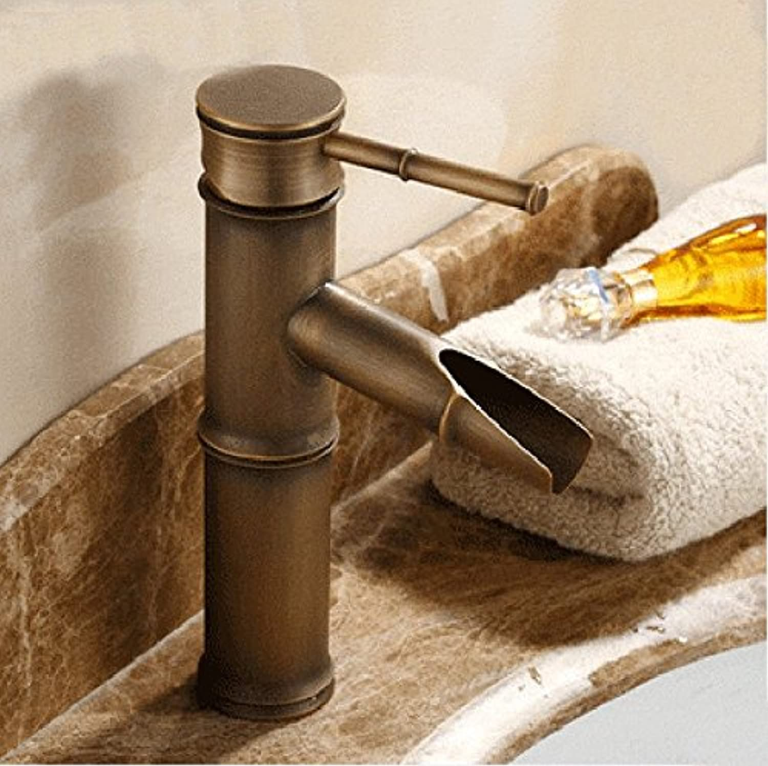 Hlluya Professional Sink Mixer Tap Kitchen Faucet The bathrooms, hot and cold water, washing your face,